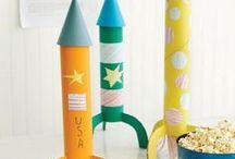 Fun Kids Activities / Kinder Aktivitäten / Crafting, toys, games for kids / Basteln, Kinderspiele, Spielzeug