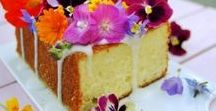 Edible Plants & flowers / Collection of plants and flowers that you can enjoy to eat