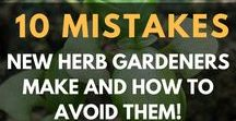 DIY Gardening Tips / DIY Gardening tips & ideas for indoor herbs, backyards, mason jars, small spaces, patio, fun.
