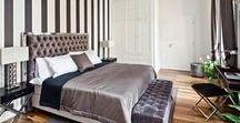 Luxus hálószobák Budapesten - Luxury bedrooms in Budapest / Modern and luxurious design ideas often tell you that you need to have a sitting area, small office, or a king size bed in your bedroom, but don't forget that a bedroom's main function is to be a place to rest and recharge. Here are some ideas! // A modern és a fényűző designerek gyakran azt mondják , hogy a hálószobában ülősarokkal, kis irodával vagy egy óriási ággyal kell rendelkezned, de ne felejtsd el, hogy a hálószoba fő funkciója a pihenés és a feltöltés. Íme néhány ötlet!
