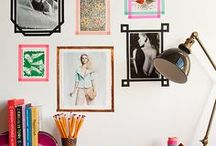 photo wall art / Wall art inspiration