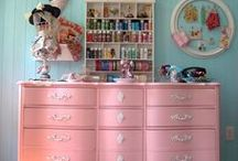 kids style / Kid's spaces styled to perfection