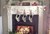 holiday: / Christmas decorating, gifts, and holiday party fun.