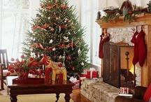 Christmas Decorating / by April Bruner