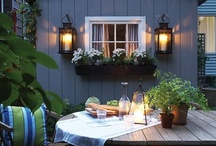 Outdoor Spaces / by Cathy Mohn