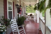 Porches & Patios / by Cathy Mohn