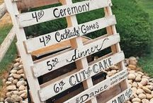 Weddings / Wedding shower ideas, DIY Wedding decorations, wedding activities, shower games and wedding food ideas.