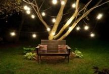 Outdoor decor / Outdoor living  / by Newworldmom - Darla Halyk