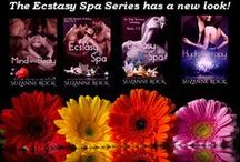 Ecstasy Spa Series / Pictorial Inspiration for my Ecstasy Spa Series   More information: http://suzannerock.com/books-2/contemporary/ecstasy-spa-series/  Subscribe to my newsletter for latest updates and get free stories! https://app.mailerlite.com/webforms/landing/a2z9x3