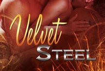 Velvet Steel / A contemporary menage story formerly with Loose Id, now with Electric Ink Press  For more information: http://www.SuzanneRock.com  Sign up for my newsletter to get the latest updates and free stories! http://eepurl.com/GkIoz