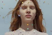 glitter + confetti love
