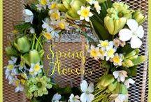 Spring Decor and Food / Spring decor, spring crafts and recipes for brunch, lunch and picnics.