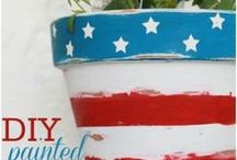 American Spirit / 4th of July & Memorial Day ideas
