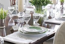 Favorite Places & Spaces / Inspirations for the home and tablescaping