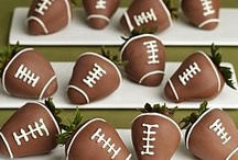 Football Tailgating and Superbowl Fun / Ideas for superbowl parties, tailgate BBQ's and Football viewing events