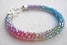 Jewelry-Beading / by Mia Guerrero