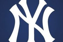 NY Yankees / by Dawn McGlone