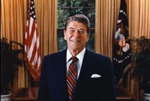 """Ronald Reagan / """"The time has come to turn back to God and reassert our trust in Him           for the healing of America."""" ~ Ronald Reagan"""
