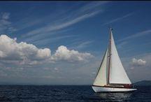 Sailing, Saling