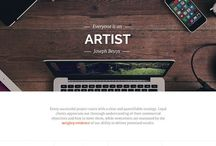 Landing Pages / by Sara Metzger