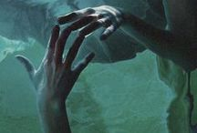 Splash Of Blues-Teals-Greens
