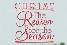 Christmas Begins With Christ / Jesus is the Reason for the Season !