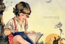Vintage Art and Illustrations