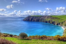Cornwall, England / My Great Grandfather, Thomas Rogers, came to America from Cornwall, England in the 1850's.  We visited Cornwall a few years ago and found it to be a fascinating and incredibly beautiful place, steeped with history going back hundreds of years.