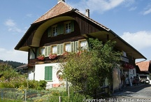 Switzerland ~ (My Husband's Ancestral Home)
