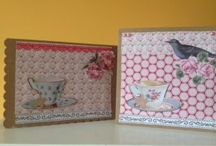Made by Me! / My scrapbook creations.