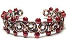 bracelet / bracelet designs to try  / by Megan Klein