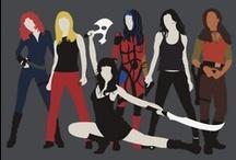 Grr. Argh. / #MutantEnemyProductions #JossWhedon #Buffy #BtVS #Angel #Firefly #Dollhouse #DoctorHorrible / by Courtney Koval