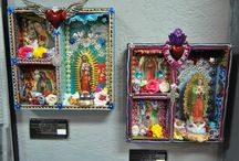 Shrines and folk art