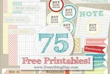 Printables / by Cathy Mohn