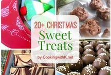 Christmas decor, food and crafts / Christmas decor, entertaining ideas and DIY crafts