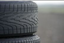 The art of car tires