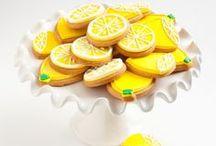 all things lemon / by Tamera Slugantz