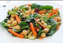 Salads / by Lori Heinowski