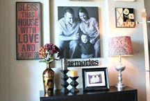 Home Decor/For the Home / by Brandi Pritchett