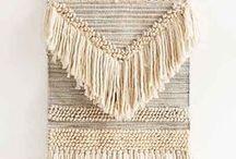 weavings + textiles