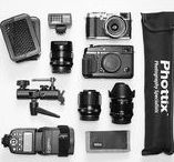 photography products + equipment
