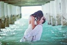 Trash the Dress / It's hard to imagine ruining your gown after your wedding day, but we've gotta admit these trash the dress honeymoon shoots look super fun.  / by Bianca Weddings & Events