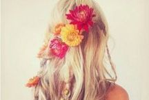 Hair inspiration / BLOG: CAROLINA GMX http://carolinagmx.com