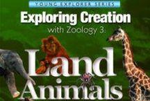 Animals / Apologia Zoology 3