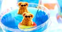 Luau, Beach and Pool Party Ideas / Summer Party ideas