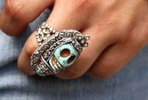 Rings<3 / by Kelsey Myers