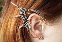 Earrings&Misc / by Kelsey Myers