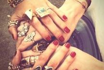 Stack those rocks like me!!! / Rings / by Isa
