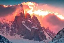 Travel: South America / by Heather Tucker