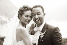 ♥ Chrissy & John / Did you know musician John Legend and model Chrissy Teigen also got married in Lake Como? Here are some pictures from their beautiful wedding. / by Bianca Weddings & Events